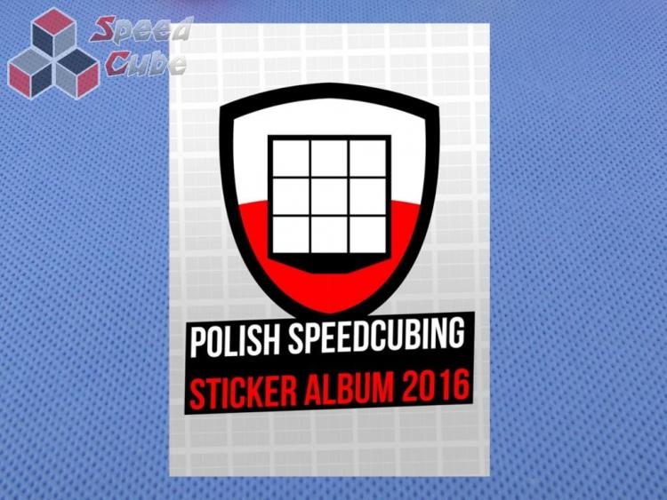 Polish Speedcubing Sticker Album