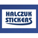Halczuk Stickers