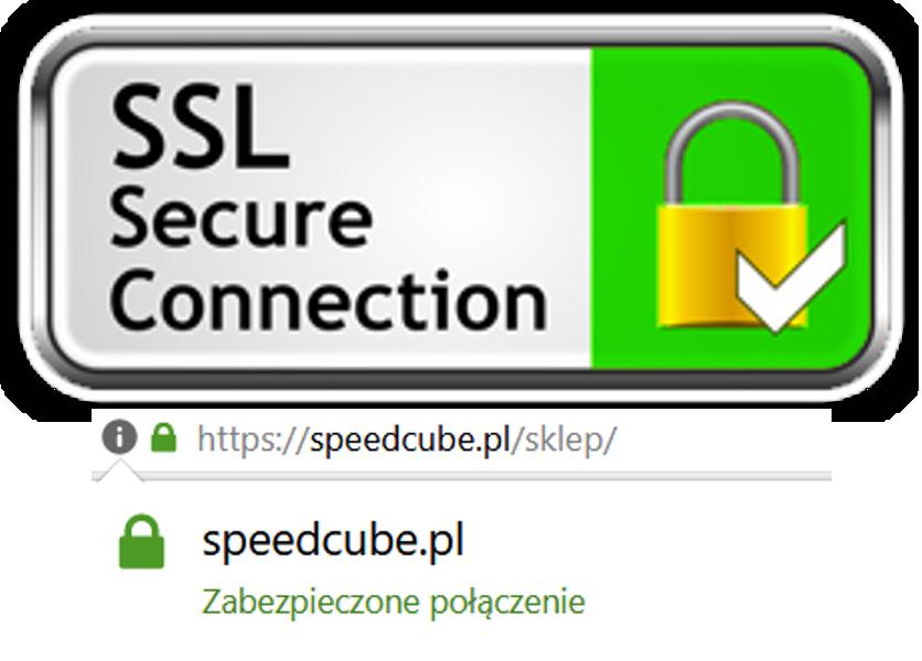 SSL Certyfikat Bezpiecznego połaczenia